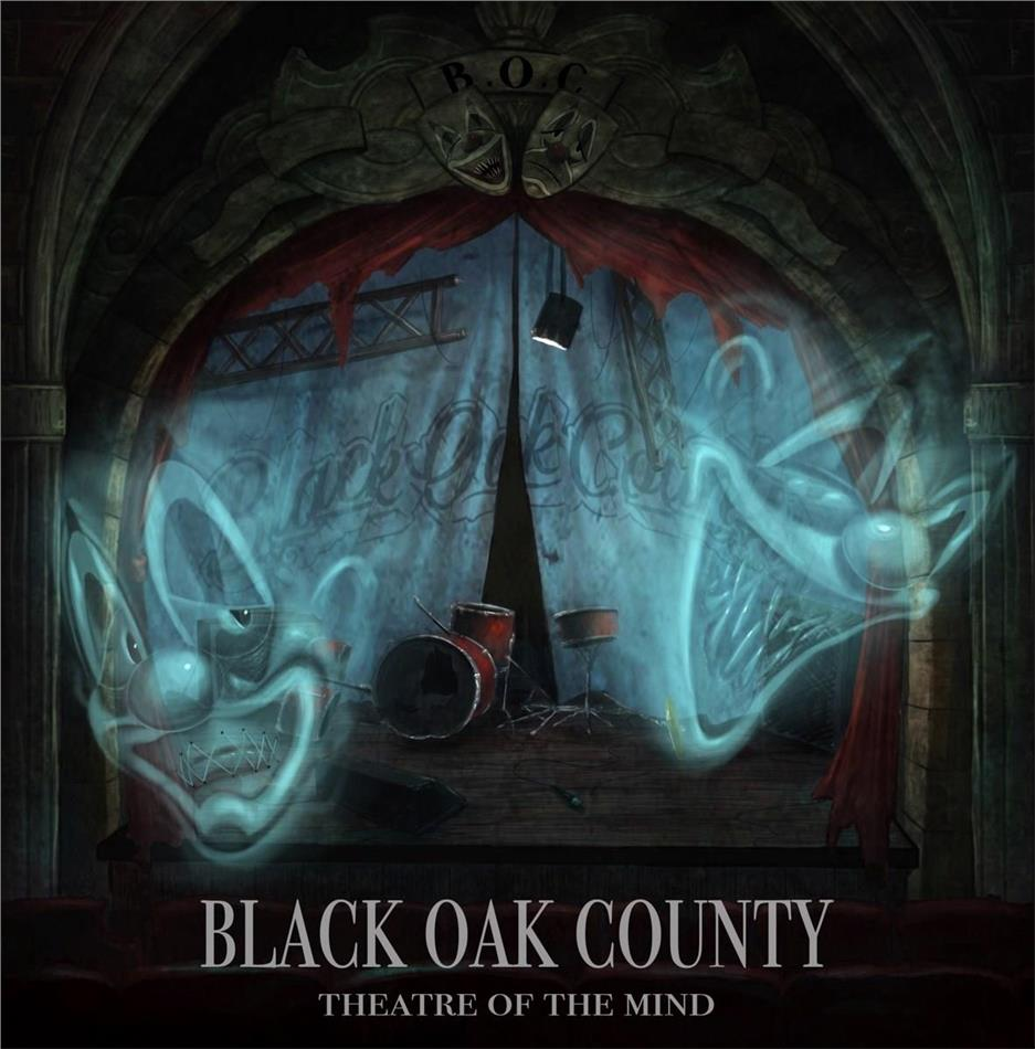 Black Oak Country - Theatre Of The Mind (LP)