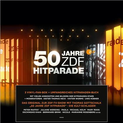 50 Jahre ZDF Hitparade (3 LPs)
