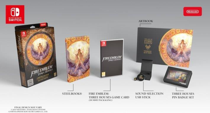 Fire Emblem: Three Houses (Limited Edition)