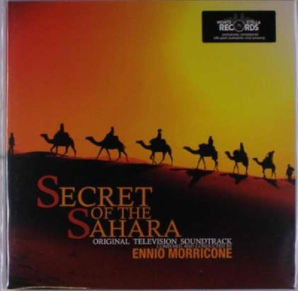 Ennio Morricone (*1928) - Secret Of The Sahara - OST (LP)