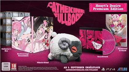 Catherine Full Body - Heart's Desire (Édition Premium)