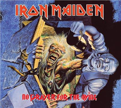 Iron Maiden - No Prayer For The Dying (2015 Remaster, PLG UK)