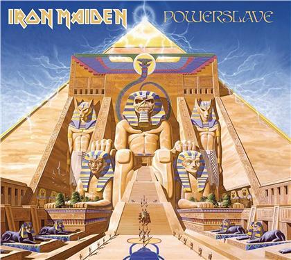 Iron Maiden - Powerslave (2015 Remaster, PLG UK)