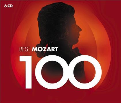 Wolfgang Amadeus Mozart (1756-1791) - 100 Best Mozart (6 CDs)