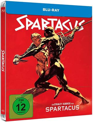 Spartacus (1960) (Limited Edition, Steelbook)