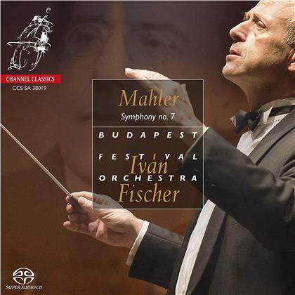 Ivan Fischer, Gustav Mahler (1860-1911) & Budapest Festival Orchestra - Symphony No. 7 (SACD)