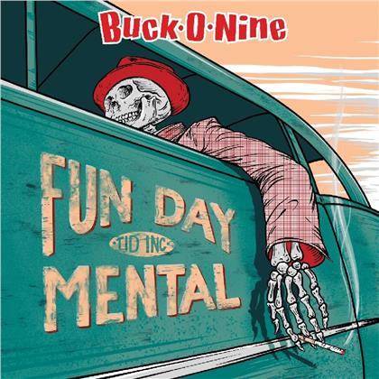 Buck-O-Nine - Fundaymental (Red Vinyl, LP)