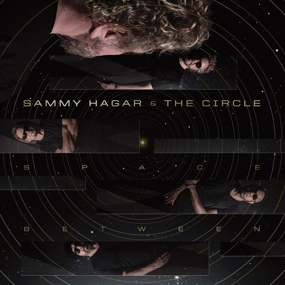 Sammy Hagar & The Circle (Hagar/Anthony/Bonham/Johnson) - Space Between (LP)