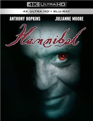 Hannibal (2001) (4K Ultra HD + Blu-ray)