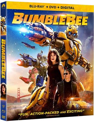 Bumblebee (2018) (Blu-ray + DVD)