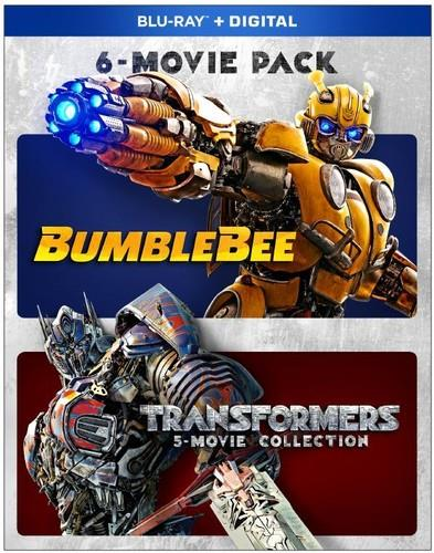 Bumblebee + Transformers 1-5 - 6-Movie Pack