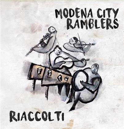 Modena City Ramblers - Riaccolti (CD + DVD)