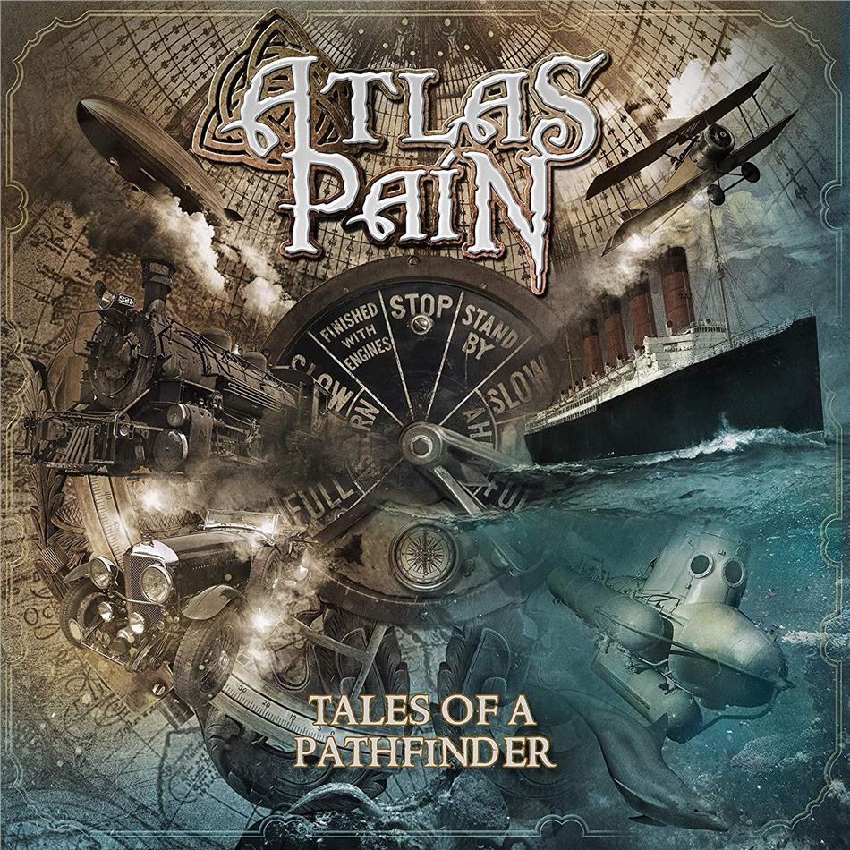 Atlas Pain - Tales Of A Pathfinder