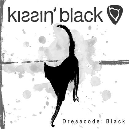 Kissin' Black - Dresscode black (LP + Digital Copy)