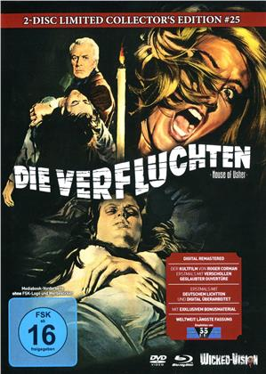 Die Verfluchten (1960) (Cover C, Limited Edition, Mediabook, Blu-ray + DVD)