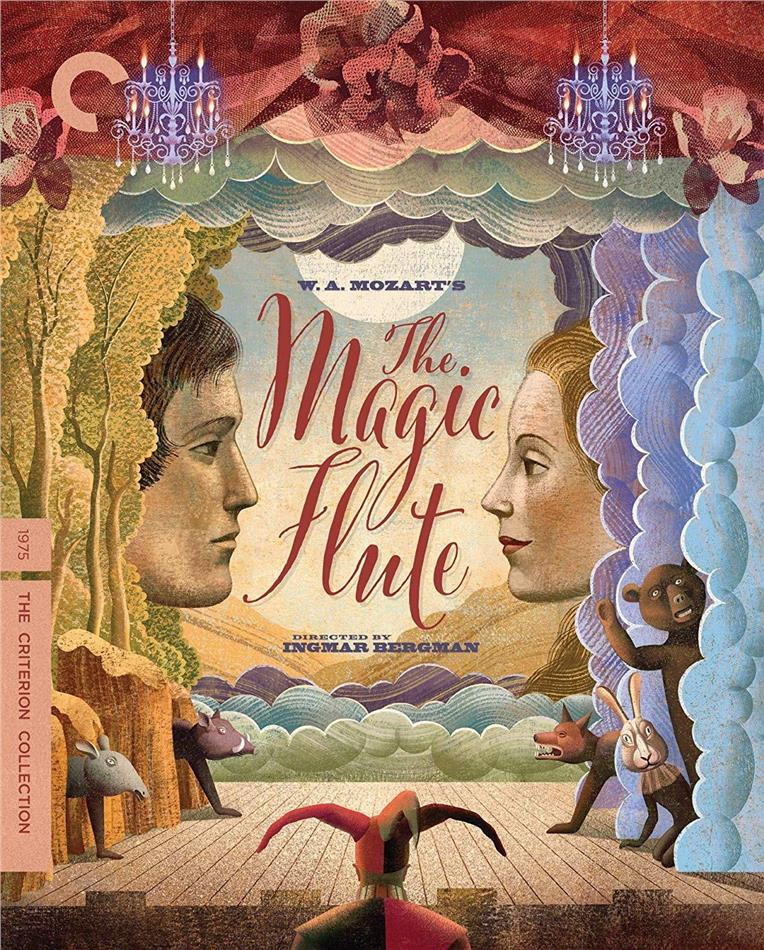 The Magic Flute (1975) (Criterion Collection)