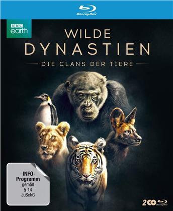 Wilde Dynastien - Die Clans der Tiere (2018) (BBC Earth, 2 Blu-rays)