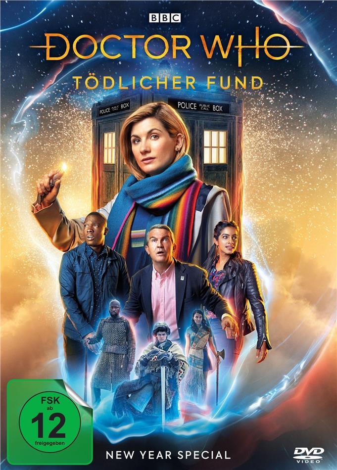 Doctor Who - Tödlicher Fund (2019) (New Year Special)