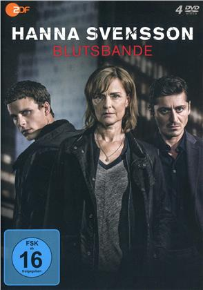 Hanna Svensson - Blutsbande (4 DVDs)