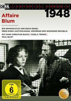 Affäre Blum - DEFA (1948)