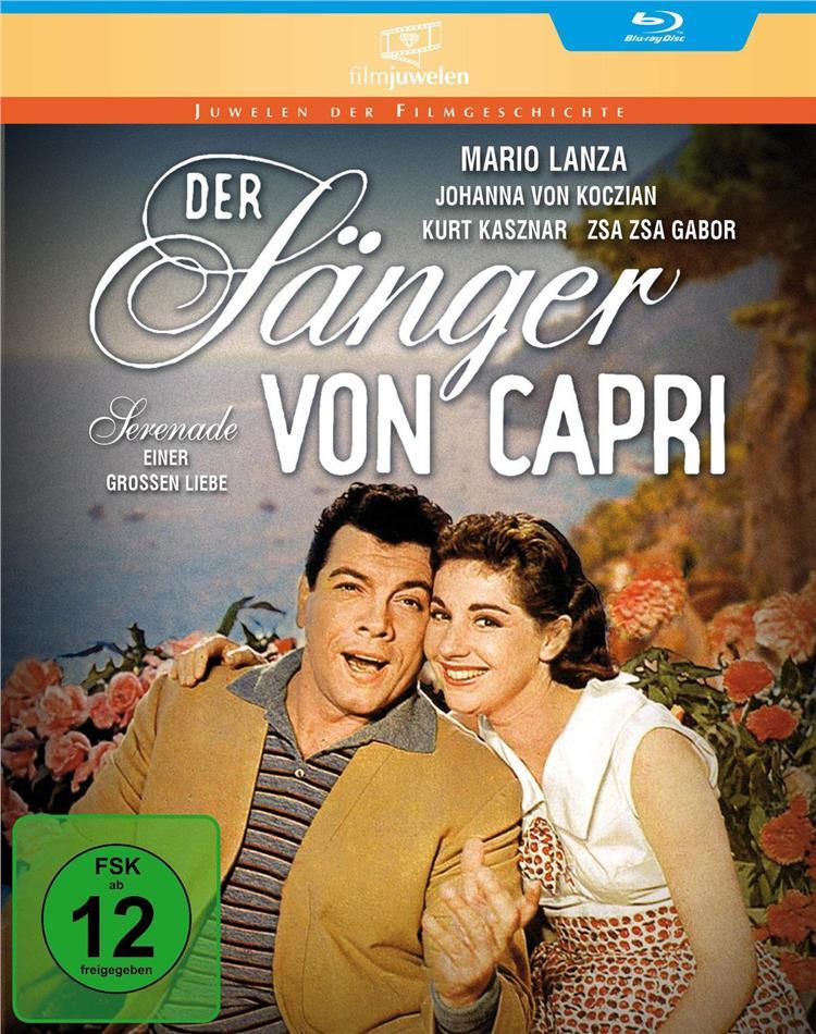 Der Sänger von Capri - Serenade einer grossen Liebe (1958) (Filmjuwelen)