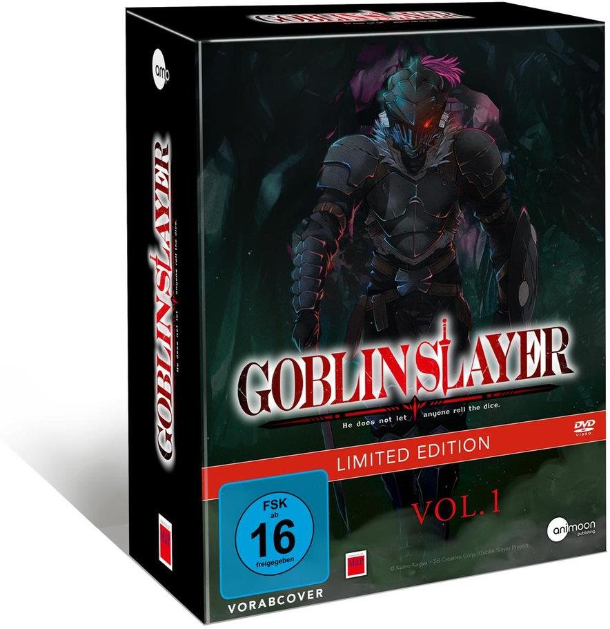 Goblin Slayer - Vol. 1 (2017) (+ Sammelschuber, Limited Edition, Mediabook)