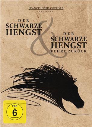 Der schwarze Hengst / Der schwarze Hengst kehrt zurück (2 DVDs)