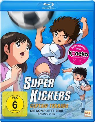 Super Kickers - Captain Tsubasa - Die komplette Serie