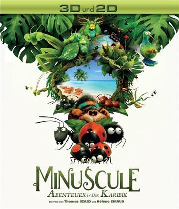 Minuscule 2 - Abenteuer in der Karibik (2018)