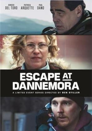Escape At Dannemora - TV Mini-Series (3 DVDs)