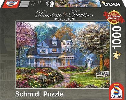 Viktorianisches Anwesen - 1000 Teile Puzzle