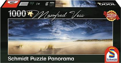 Unendliche Welt Sylt - 1000 Teile Panorama Puzzle