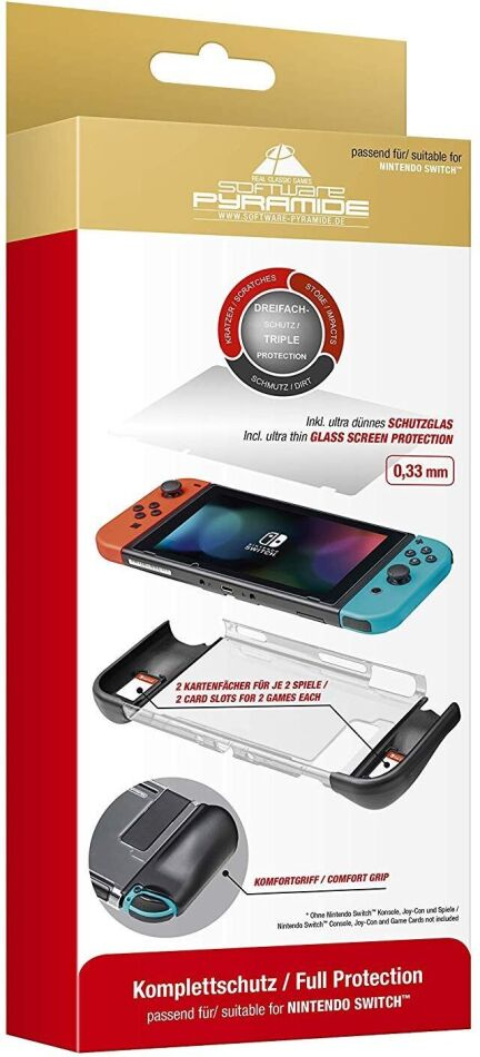 Nintendo Switch - Full Protection