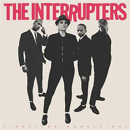 Interrupters - Fight The Good Fight (Special Bone/Pink Vinyl, LP)