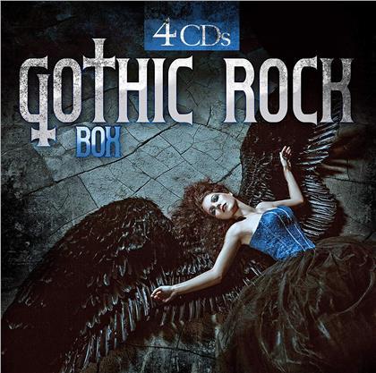 Gothic Rock Box (4 CDs)