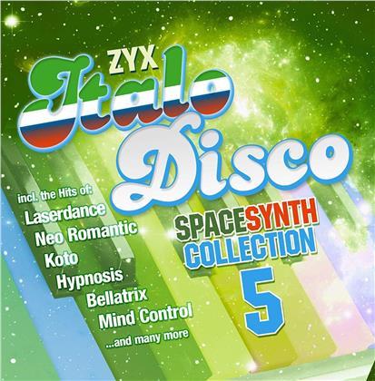 ZYX Italo Disco Spacesynth Collection 5 (2 CDs)