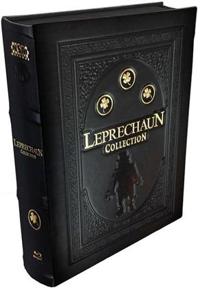 Leprechaun Collection (Leatherbook, Limited Edition, Uncut, 5 Blu-rays)