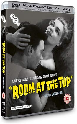 Room At The Top (1959) (DualDisc, s/w, Blu-ray + DVD)