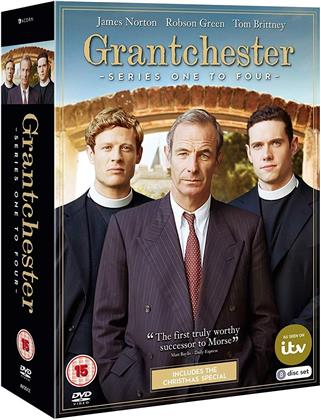 Grantchester - Series 1-4 (8 DVDs)