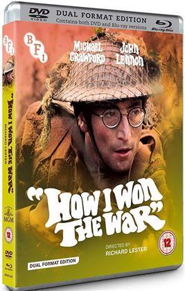 How I won the War (1967) (DualDisc, Blu-ray + DVD)