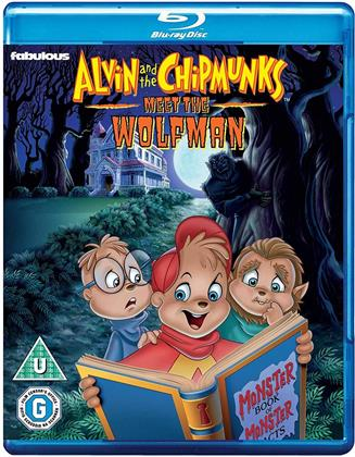 Alvin and The Chipmunks meet Wolfman (2000)