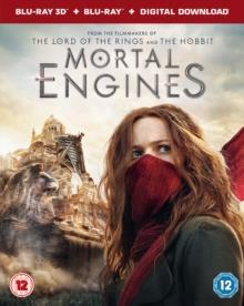 Mortal Engines (2018) (Blu-ray 3D + Blu-ray)