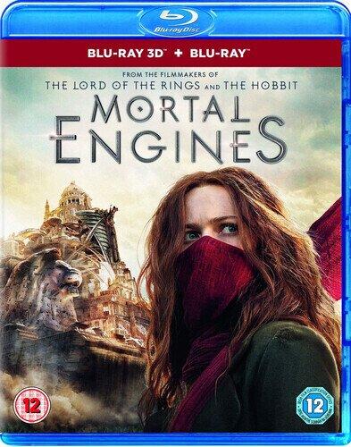 Mortal Engines (2018) (Blu-ray 3D + Blu-ray)
