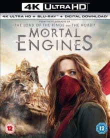 Mortal Engines (2018) (4K Ultra HD + Blu-ray)