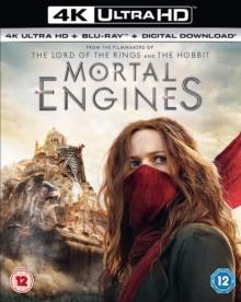 Mortal Engines (2018) (4K Ultra HD + Blu-ray)