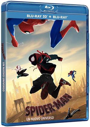 Spider-Man - Un nuovo universo (2018) (Blu-ray 3D + Blu-ray)