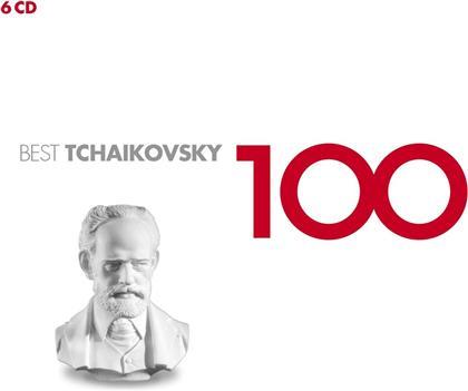 Peter Iljitsch Tschaikowsky (1840-1893) - 100 Best Tschaikowsky (2019 Reissue, 6 CDs)