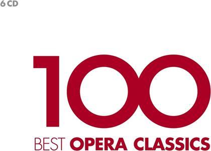 100 Best Opera Classics (2019 Reissue, 6 CDs)