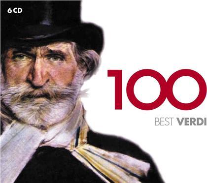 Giuseppe Verdi (1813-1901) - 100 Best Verdi (2019 Reissue, 6 CDs)
