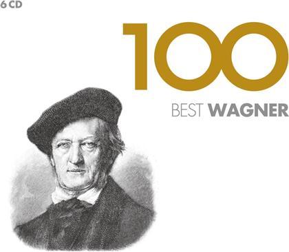 Richard Wagner (1813-1883) - 100 Best Wagner (2019 Reissue, 6 CDs)